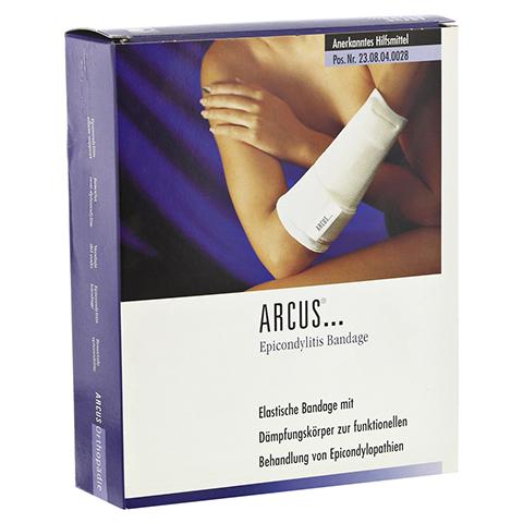 ARCUS Epicondyltis Bandage Gr.L marine 1 Stück