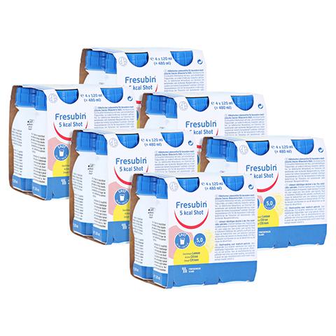 FRESUBIN 5 kcal SHOT Lemon Lösung 24x120 Milliliter