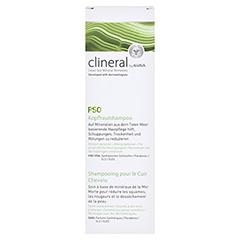 CLINERAL PSO Scalp Shampoo 250 Milliliter - Vorderseite