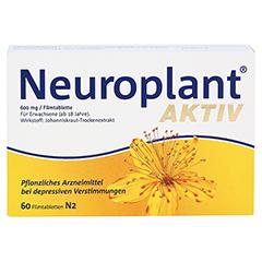 Neuroplant Aktiv 60 Stück N2 - Vorderseite