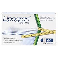 LIPOGRAN Tabletten 60 Stück - Vorderseite