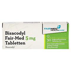 Bisacodyl Fair-Med 5mg 30 Stück N2 - Vorderseite