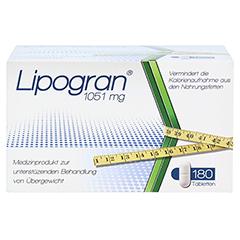 LIPOGRAN Tabletten 180 Stück - Vorderseite