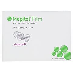 MEPITEL Film Folienverband 10x12 cm 10 Stück - Vorderseite