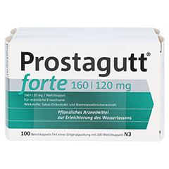 Prostagutt forte 160/120mg 2x100 Stück N3 - Vorderseite