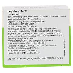 Legalon forte 60 Stück N2 - Vorderseite