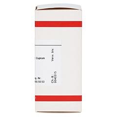 CUPRUM ACETICUM D 30 Tabletten 80 Stück - Rechte Seite