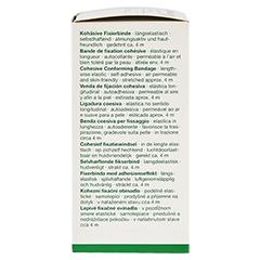 MOLLELAST haft Binden latexfrei 10 cmx4 m weiß 1 Stück - Rechte Seite