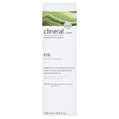 CLINERAL PSO Scalp Shampoo 250 Milliliter - Rückseite