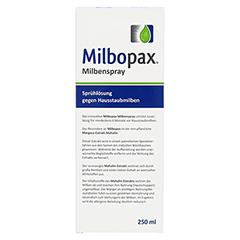 Milbopax Milbenspray Sprühlösung 250 Milliliter - Rückseite