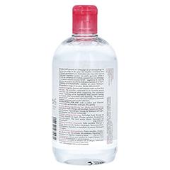 BIODERMA Sensibio H2O Reinigungslösung 500 Milliliter - Rückseite
