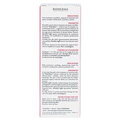 Bioderma Sensibio Light Beruhigende Creme 40 Milliliter - Rückseite