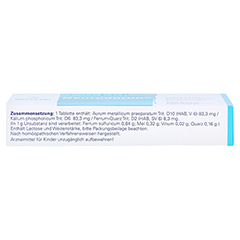 NEURODORON Tabletten 80 Stück N1 - Oberseite
