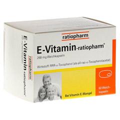 E VITAMIN-ratiopharm Kapseln 60 Stück