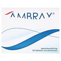 AMBRAX Tabletten 50 Stück N1 - Vorderseite
