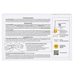 LEVIACLIS pediatric Klistiere 30 Gramm - Rückseite