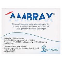 AMBRAX Tabletten 100 Stück N2 - Rückseite
