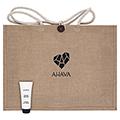AHAVA smoothing Hand Cream Superfood Kale & Turme. + gratis AHAVA Tragetasche 100 Milliliter