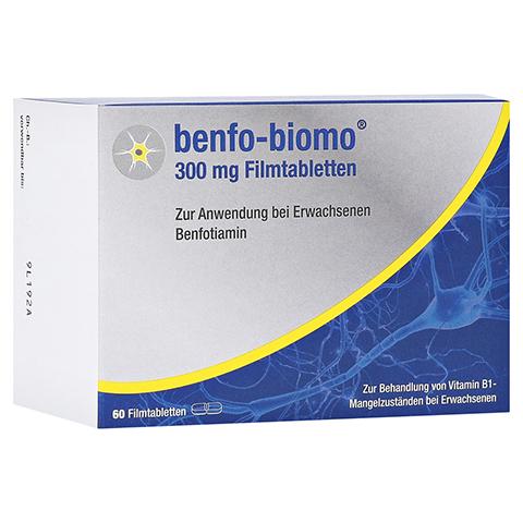Benfo-biomo 300mg 60 Stück