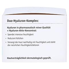 HYALURON NACHTPFLEGE riche Creme im Tiegel 50 Milliliter - Rechte Seite