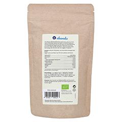 FLOHSAMEN INDISCH Bio 250 Gramm - Rückseite
