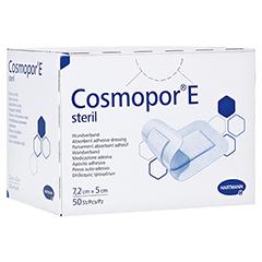 COSMOPOR E steril 5x7,2 cm 50 Stück