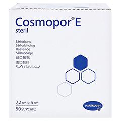COSMOPOR E steril 5x7,2 cm 50 Stück - Rechte Seite