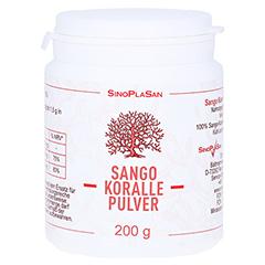 SANGO KORALLE naturrein Pulver 200 Gramm