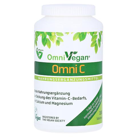OMNIVEGAN Omni C Tabletten 180 Stück