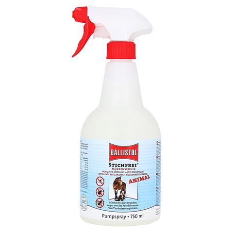 BALLISTOL Stichfrei animal Spray vet. 750 Milliliter