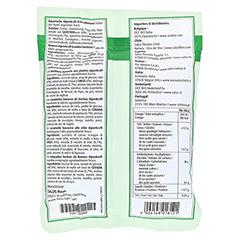 ALPENKRAFT Kräuterbonbons mit Honig+Malz Salus 75 Gramm - Rückseite