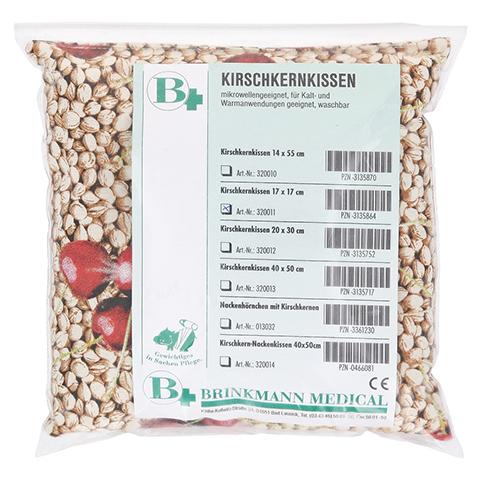 KIRSCHKERNKISSEN 17x17 cm 1 Stück