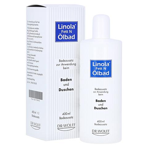 Linola Fett N Ölbad 400 Milliliter N2