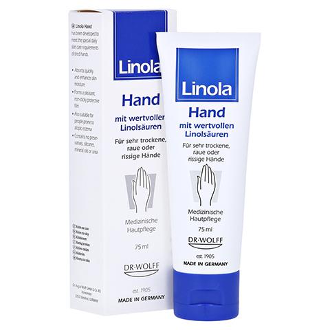 Linola Handcreme 75 Milliliter