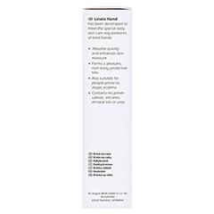 Linola Handcreme 75 Milliliter - Linke Seite