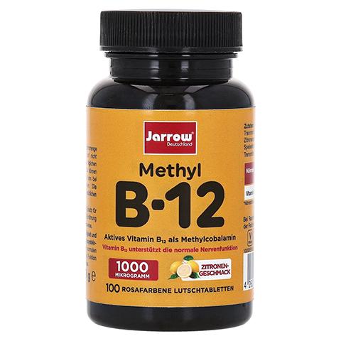 METHYL B-12 1000 µg Jarrow Lutschtabletten 100 Stück
