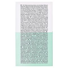 GLUCOJECT Lancets 200 Stück - Rechte Seite