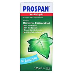 Prospan Hustenliquid 105 Milliliter N1 - Vorderseite