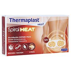 Thermaplast MED Spiral Heat Wärmepflaster Rücken und Nacken 3 Stück