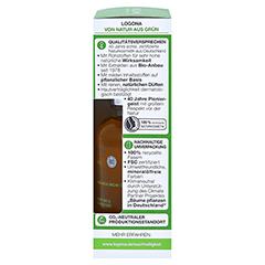 LOGONA NOURISH nährendes Gesichtsöl Bio-Avocado 30 Milliliter - Rechte Seite