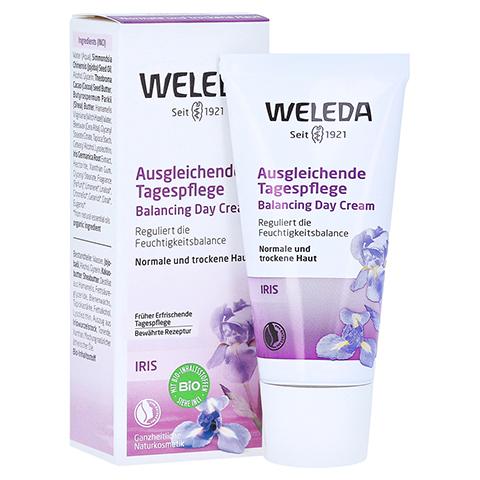 WELEDA Iris ausgleichende Tagespflege 30 Milliliter