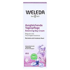 WELEDA Iris ausgleichende Tagespflege 30 Milliliter - Vorderseite