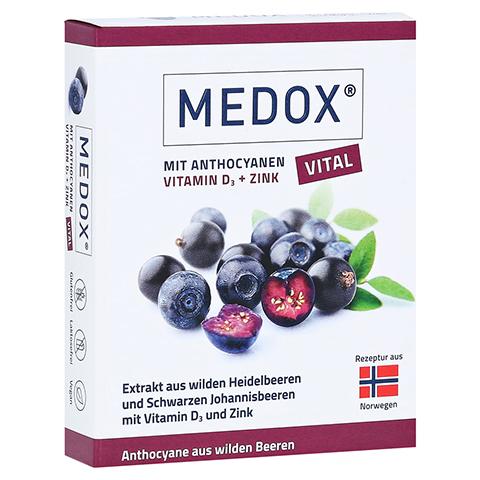 MEDOX Vital Kapseln 30 Stück