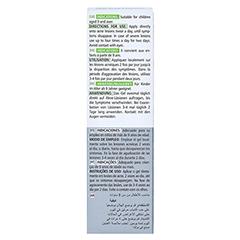 PHARMACERIS MEDI ACNE-POINTGEL SPOT TREATMENT GEL 10 Milliliter - Rückseite