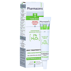 PHARMACERIS MEDI ACNE-POINTGEL SPOT TREATMENT GEL 10 Milliliter