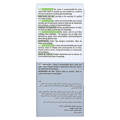 PHARMACERIS SEBO-MOISTATIC MOIST&SOOTH FACE CR.30+ 50 Milliliter - Rückseite