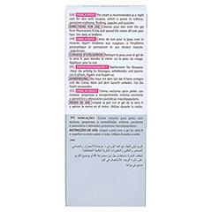 PHARMACERIS CALM-ROSALGIN REDNESS REDUC. NGHT CR. 30 Milliliter - Rückseite