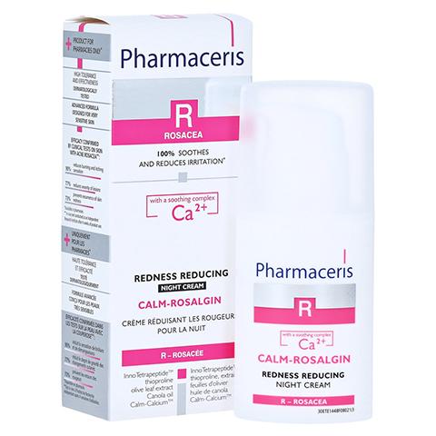 PHARMACERIS CALM-ROSALGIN REDNESS REDUC. NGHT CR. 30 Milliliter