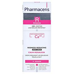 PHARMACERIS CALM-ROSALGIN REDNESS REDUC. NGHT CR. 30 Milliliter - Vorderseite