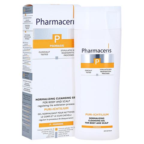 PHARMACERIS PURI-ICHTILIUM NORMALIZ. CLEANSING GEL 250 Milliliter